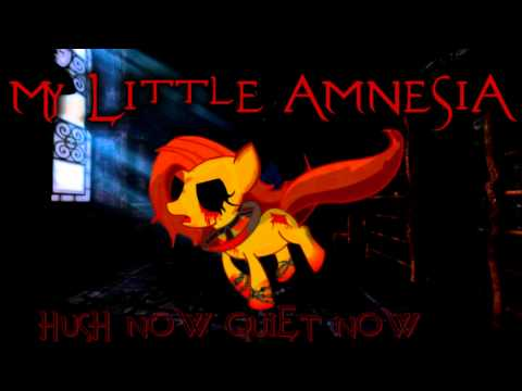 My Little Amnesia - Hush Now Quiet Now - Fluttershy