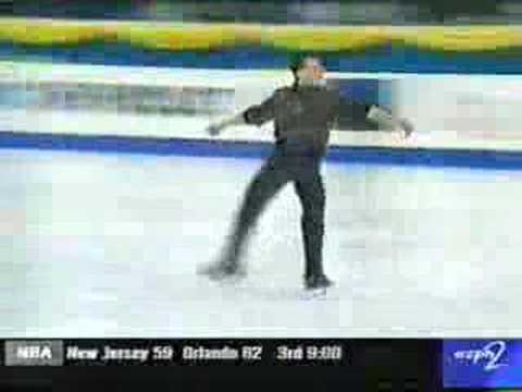 Michael Weiss 2000 Worlds SP