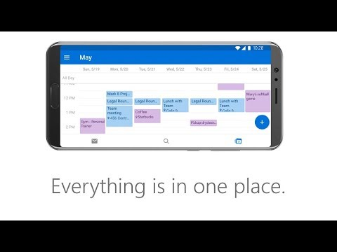 Sync Calendars To See Your Whole Day At A Glance - Outlook For Mobile
