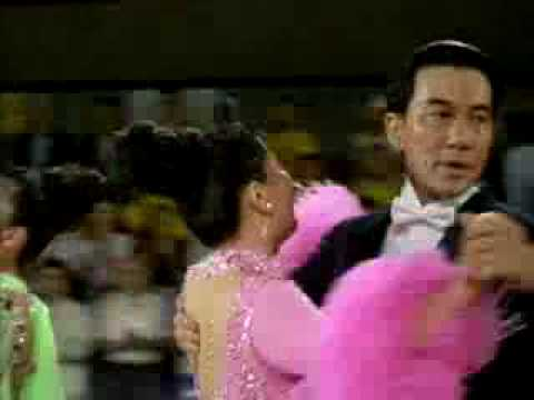 Trailer para VHS de Dansu Wo Shimasho aka Shall we Dance?