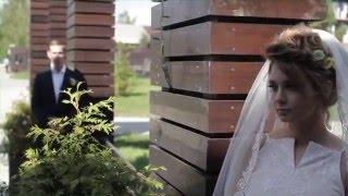 Летняя нежная свадьба Кати и Сергея