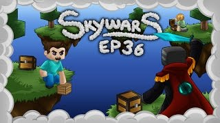 Minecraft PvP  Sky Wars Ep36, Doble y pal centro