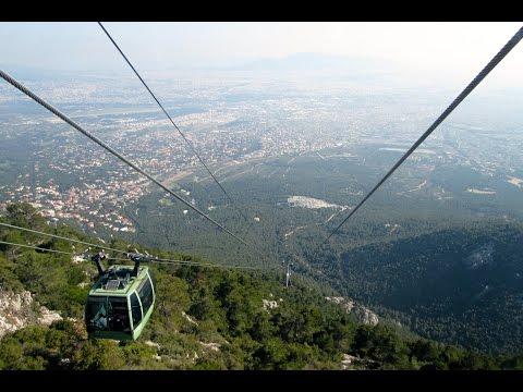 Mount Parnitha - Athens Greece