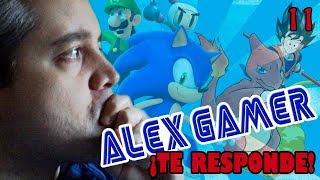 ¡Alex Gamer te responde! #11