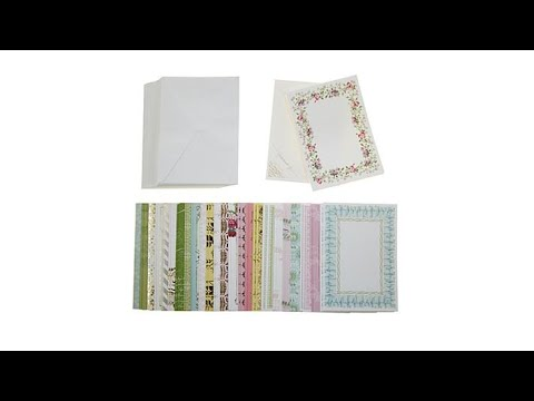 Anna Griffin Perfect Pattern Birthday Cards And Envelopes