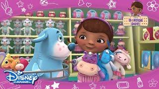 Doktor Doti I Doktor Doti Oyuncak Mağazasına Gidiyor 😋 I Disney Channel Türkiye