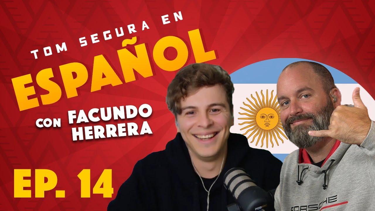 Ep. 14 con Facundo Herrera | Tom Segura en Español (ENGLISH SUBTITLES)
