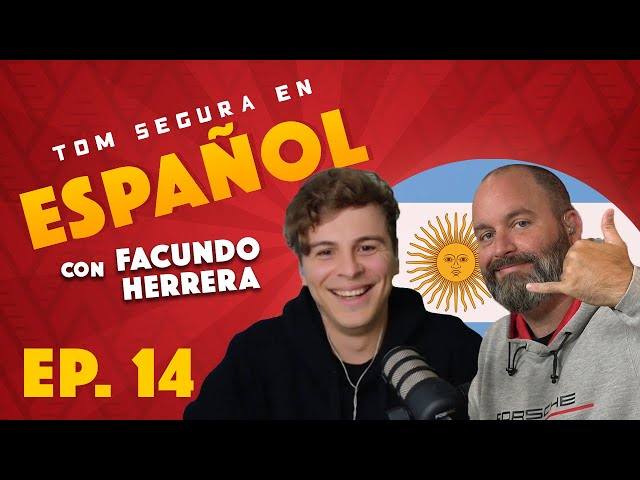 Ep. 14 con Facundo Herrera | Tom Segura en Español (ENGLISH SUBTITLES)