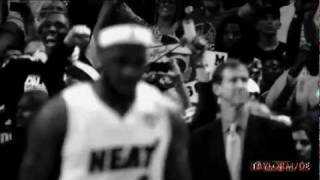 Lebron James - All Eyes On Me  - Mix 2012 (HD)