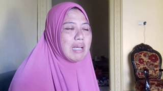 Begini Reaksi Ibu Azwar di Pangkep Korban Getaran Bom di Istambul Turki