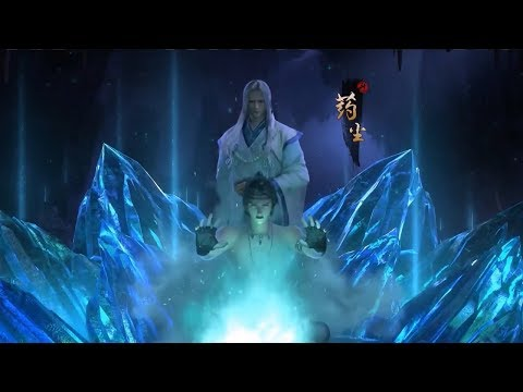 Battle Through the Heavens New Season Scenes