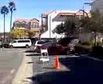 La Terraza Apartments - Wildfire 2007 Rancho Bernardo - YouTube