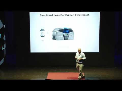 Prof. Shlomo Magdassi - HUJI Talks 2016