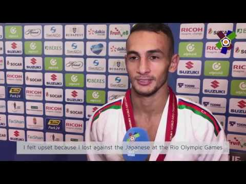#JudoWorlds2017: Interview Orkhan Safarov (AZE)