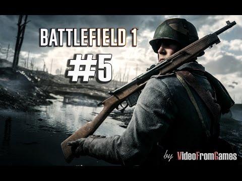 Прохождение Battlefield 1 (5) [Итальянский жеребец]
