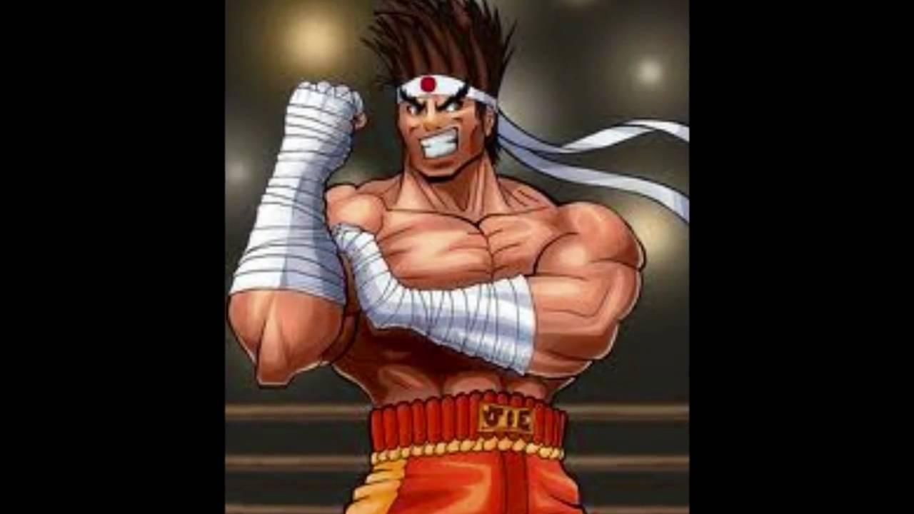 King Of Fighters Joe Higashi Tribute YouTube