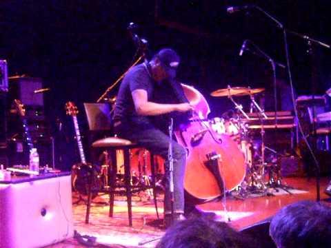 Stanley Clarke - Bass Folk Song #10 - Boston,MA 3/24/2011