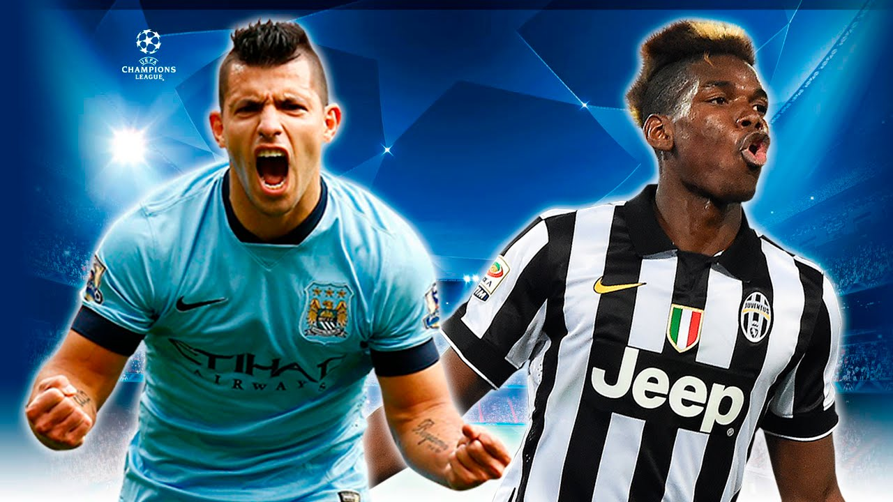 Juventus Vs Manchester City 2015 Uefa Champions League Fifa 15 Youtube