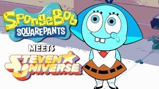 Steven Universe Meets Spongebob Squarepants 1