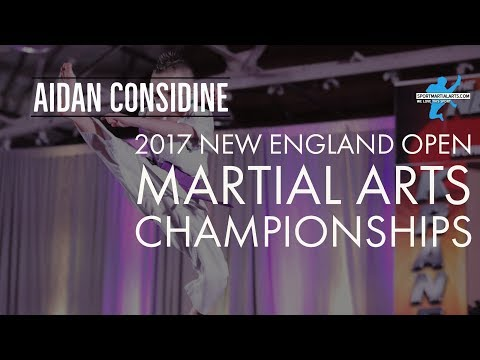 Aidan Considine | 2017 New England Open | Boys Musical Form