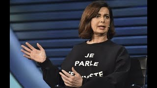 Laura Boldrini on receiving rape and death threats