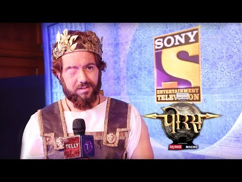 Porus Sony TV: Interview Of Sunny Ghansani as King Philip II, Alexander The Great's Father