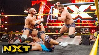 The Revival vs. American Alpha: - NXT Tag Team Titles 2-out-of-3 Falls Match:  WWE NXT, July 6, 2016