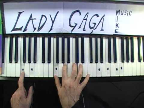 How to Play Bad Romance Lady Gaga