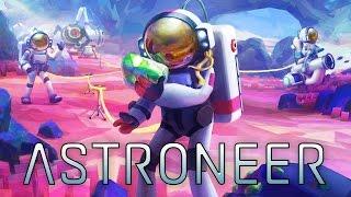 Astroneer German Deutsch Gameplay #01 - Das beste Spiel der Welt