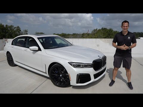 Is the 2021 BMW 750i the BEST full size luxury sedan YOU should BUY?