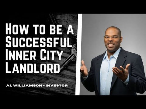 How to be a Successful Inner City Landlord
