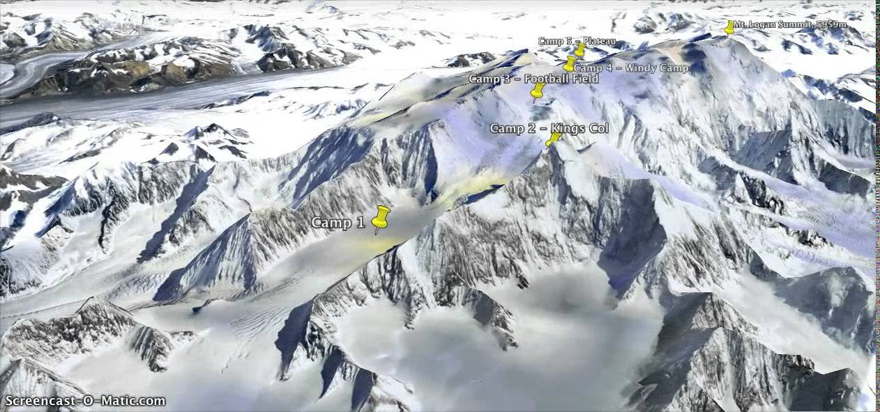 how to get to mount logan