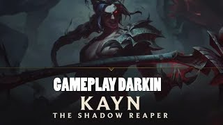 KAYN - NOUVEAU CHAMPION LEAGUE OF LEGENDS - FORME DARKIN - LRB