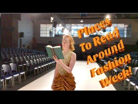 Reading Around Fashion Week