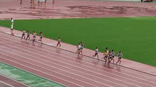女子3000m 決 勝 9月30日 1着 9:50.78 [1217] 藤沼 奈瑠 (2) 水城 / 茨 ...