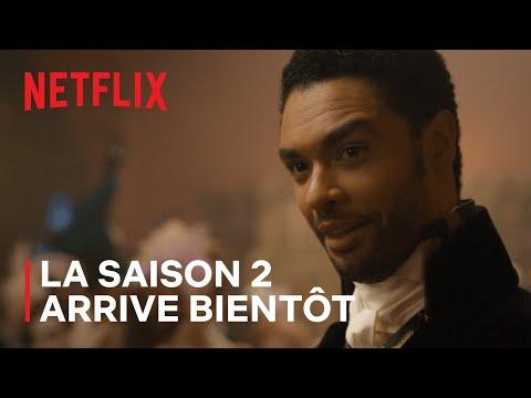 La Chronique des Bridgerton   Annonce de la saison 2 VF   Netflix France
