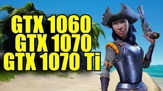 Sea of Thieves BETA GTX 1060 6GB - GTX 1070 - GTX 1070 Ti | 1080p Mythical | FRAME-RATE TEST
