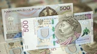SONDA: Wypłata w trzech banknotach!? Czy czekamy na nowiutkie 500 złotych? (FILM)