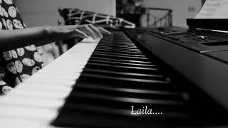 Laila - Monita Tahalea (Karaoke Version - Piano)