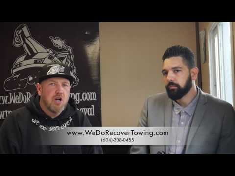 We do Recover Towing - Langley