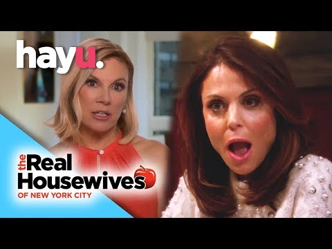 Ramona Tried To Get Invited To Tom's Party? | Season 10 | Real Housewives of New York