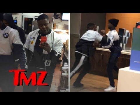 Blac Youngsta Crashes McDonald's Late Night, Gets Manager Fired