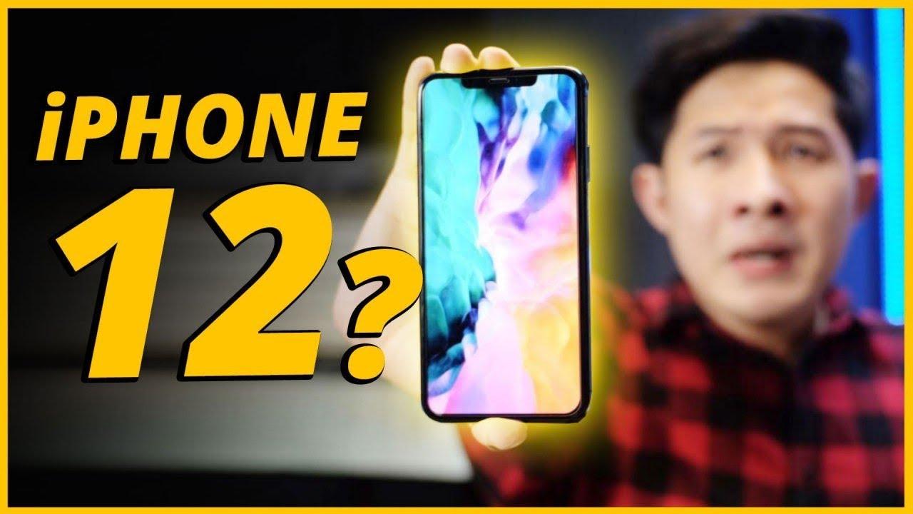 ĐÂY LÀ iPHONE 12???