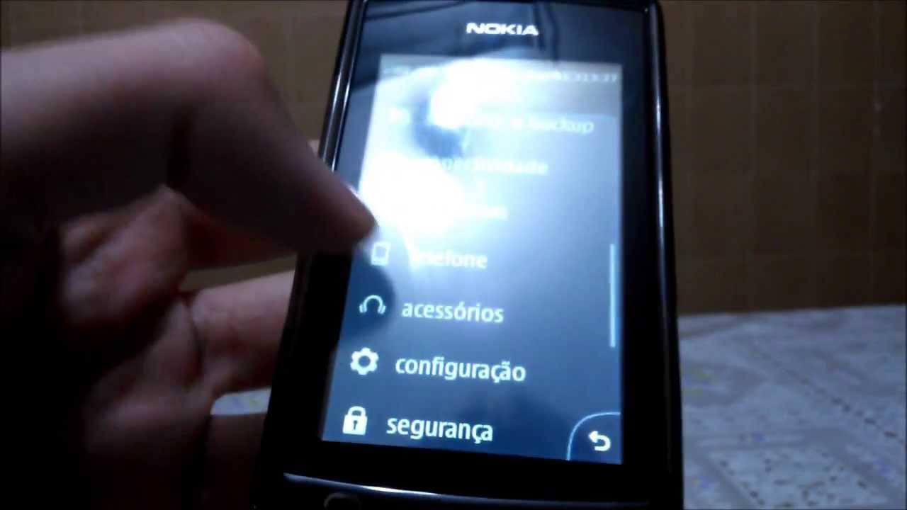 WhatsApp - Nokia Asha 305 [PT-BR] - YouTube