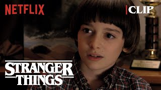 The Byers brothers have a heart-to-heart | Stranger Things 2