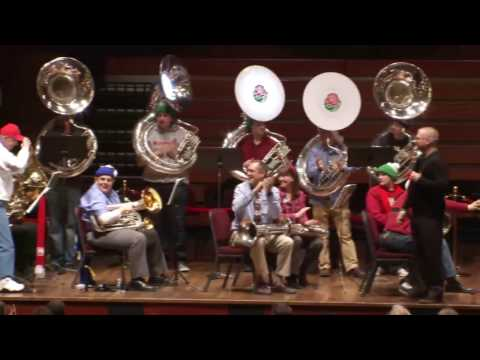 MERRY TUBACHRISTMAS! - Millennium Stage (December 14, 2016)