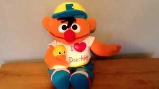 Magic Lights Ernie by Tyco 1997 I Love My Duckie!
