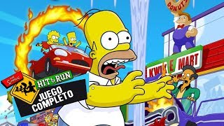 THE SIMPSONS: HIT AND RUN | JUEGO COMPLETO EN 1 VIDEO - Español [Full Game]