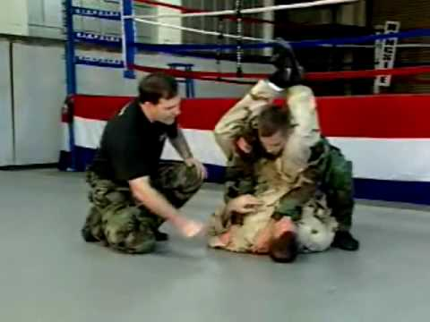 Army Combatives Level 1 - Part 01