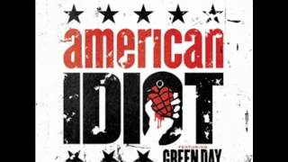 Green Day - Too Much Too Soon - The Original Broadway Cast Recording